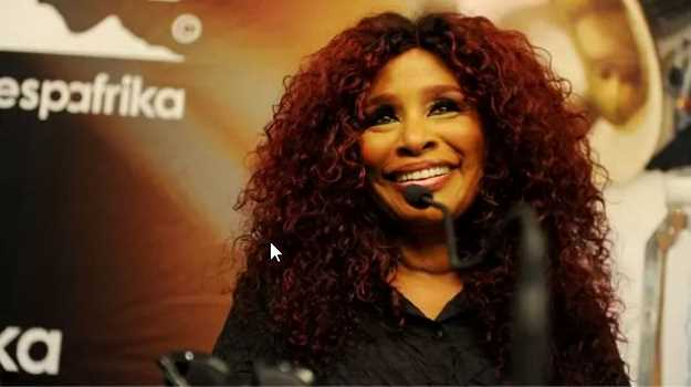 Chaka Khan. Picture: David Ritchie/African News Agency(ANA)