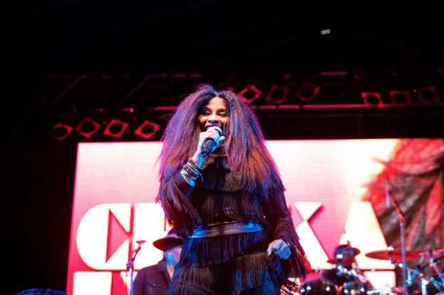 Chaka Khan@Cross The Tracks Festival. Picture: Isy Townsend