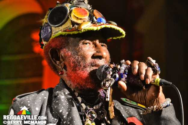 Lee Scratch Perry. PhotoCredit: Gerry McMahon