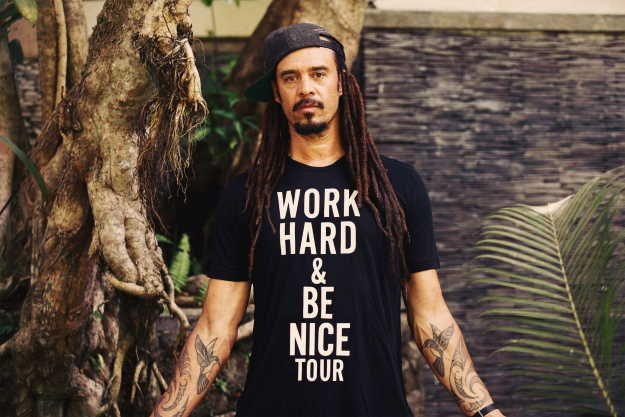 Michael Franti - photo credit: Anthony Njuguna