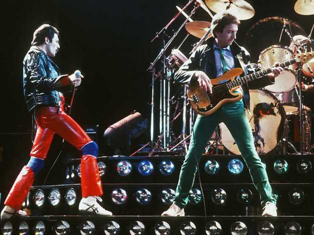 Queen: John Deacon retired after Freddie Mercury's death (Image: GETTY)