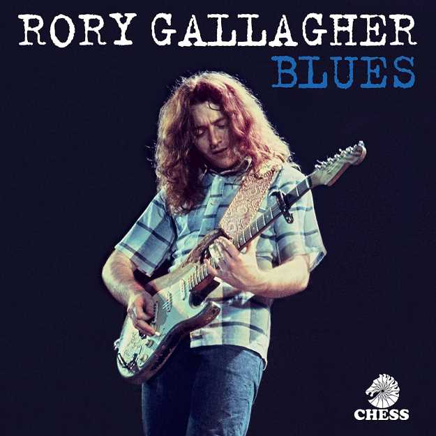 Rory Gallagher 'Blues'