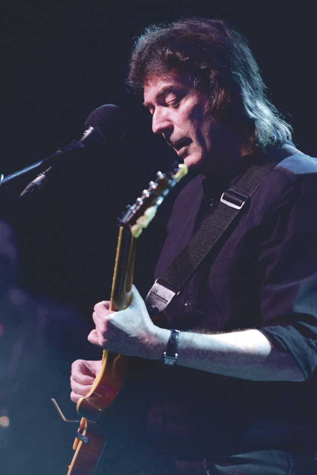 Steve Hackett. Courtesy Image