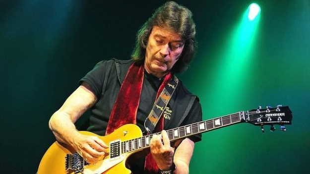 - photo courtesy Steve Hackett