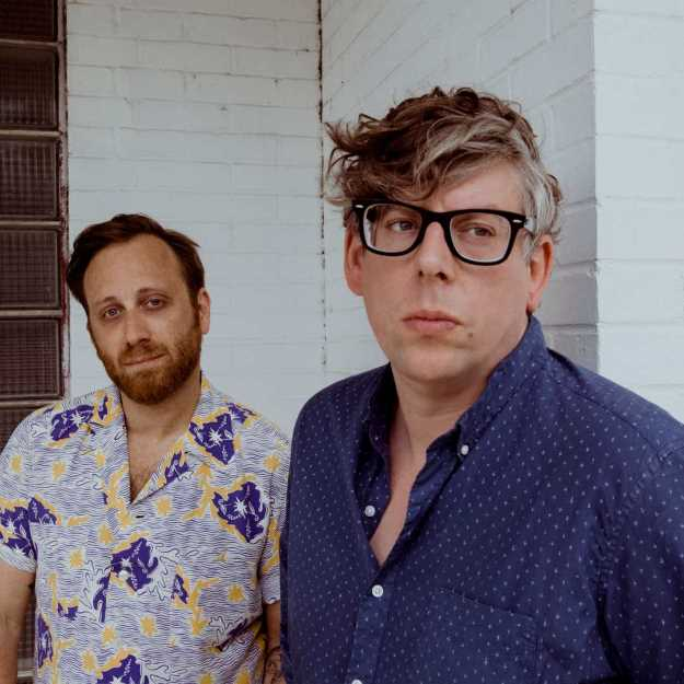 The Black Keys: Dan Auerbach (left) and Patrick Carney (right). PhotoCredit: Alysse Gafkjen