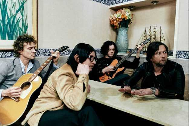 The Raconteurs. PhotoCredit: David James Swanson