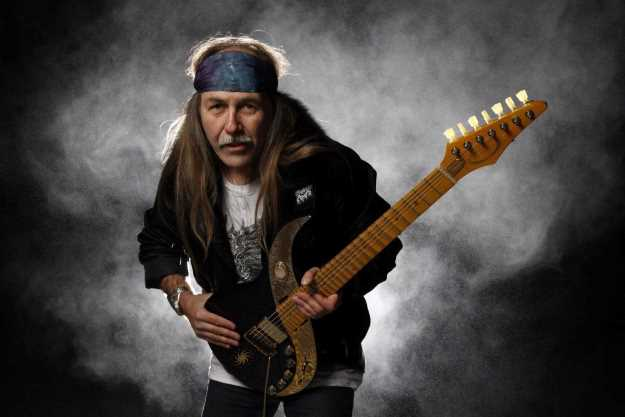 Uli Jon Roth on his Facebook Events Page