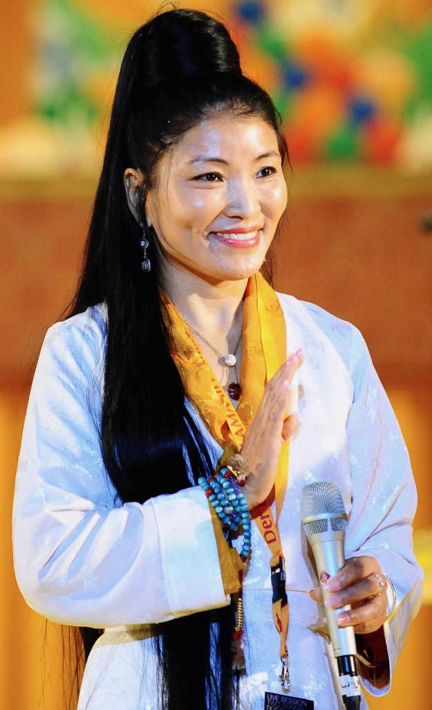 Yungchen Lhamo. Courtesy of the artist